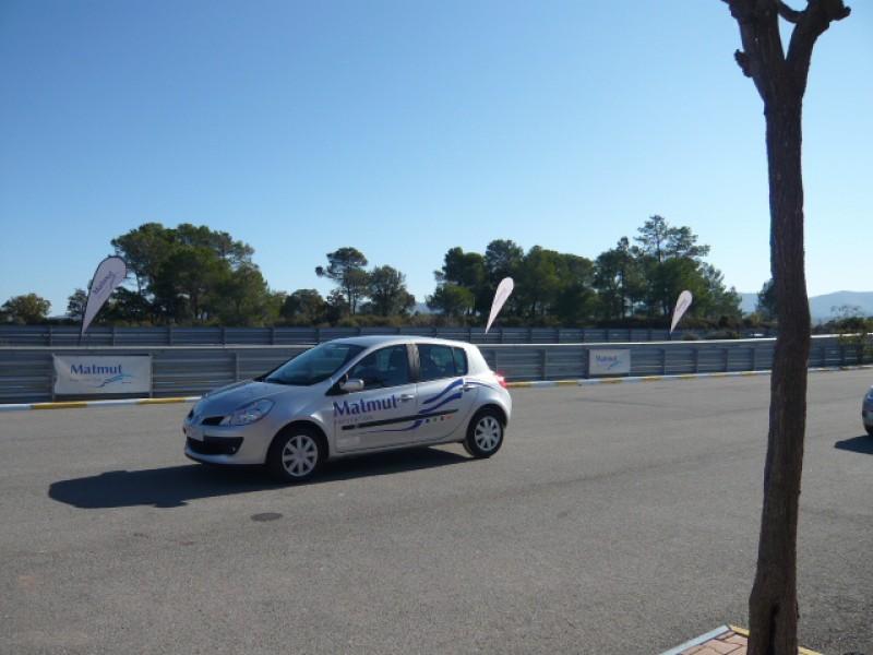 MATMUT Prévention présente<br> Maitrise des risques de la conduite<br> Réservé aux sociétaires MATMUT et AMF<br> Renseignez vous auprès de votre agence